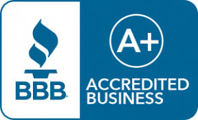 Click to View BBB Accreditation Report